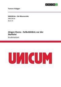Jurgen Ovens - Selbstbildnis VOR Der Staffelei