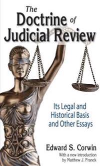 Doctrine of Judicial Review
