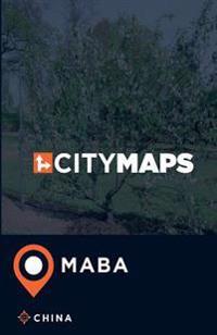 City Maps Maba China