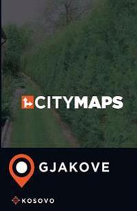 City Maps Gjakove Kosovo