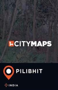 City Maps Pilibhit India
