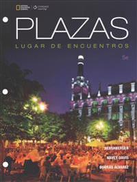 Plazas + Merriam-Webster's Spanish-English Dictionary- Espanol-Ingles + Plazas Access Code