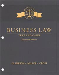 Business Law + MindTap Business Law Access Card