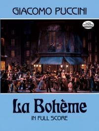 Boheme in Full Score