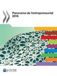Panorama de l'entrepreneuriat 2016
