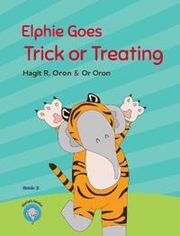 Elphie Goes Trick or Treating