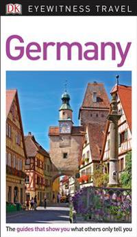 DK Eyewitness Travel Guide: Germany