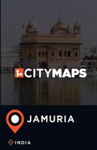 City Maps Jamuria India