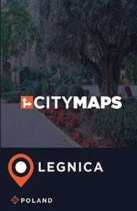 City Maps Legnica Poland