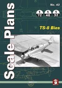 Scale Plans 43: PZL TS-8 Bies