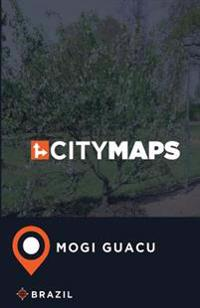 City Maps Mogi Guacu Brazil