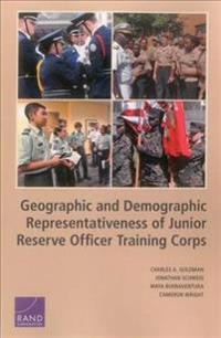 Geographic and Demographic Representativeness of the Junior Reserve Officers' Training Corps