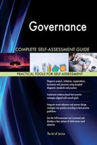 Governance Complete Self-Assessment Guide