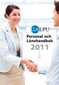 GALPU Personal- och lönehandbok 2011
