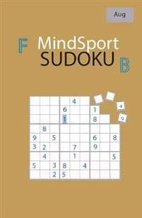 Mindsport Sudoku August