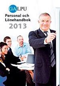GALPU Personal- och lönehandbok 2013