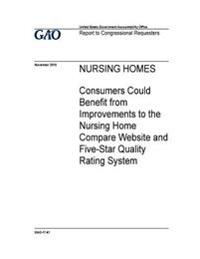 Nursing Homes, Consumers Could Benefit from Improvements to the Nursing Home Compare Website and Five-Star Quality Rating System: Report to Congressio