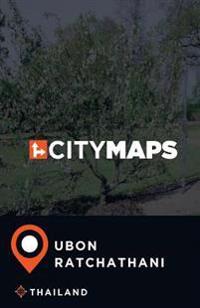 City Maps Ubon Ratchathani Thailand