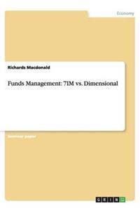 Funds Management
