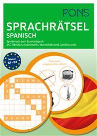 PONS Sprachrätsel Spanisch