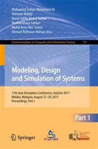 Modeling, Design and Simulation of Systems