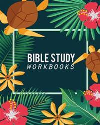 Bible Study Workbooks: A Christain Workbook - A Simple Guide to Journaling Scripture (Prayer Journal): Bible Study Workbooks