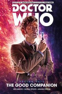 Doctor Who the Tenth Doctor Facing Fate 3