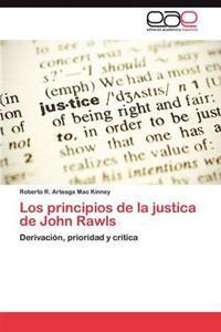 Los Principios de La Justica de John Rawls
