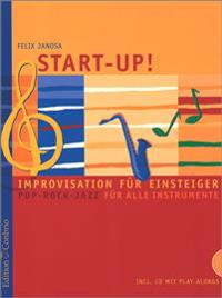 Start-Up! Improvisation für Einsteiger