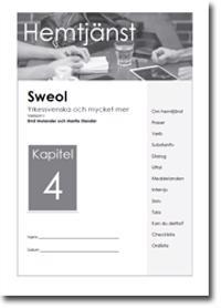Sweol yrkessvenska Hemtjänst