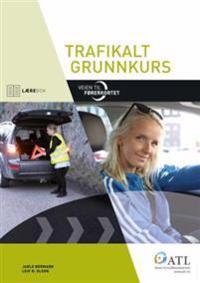 Veien til førerkortet; trafikalt grunnkurs; lærebok