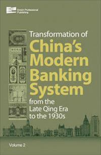 Transformation of China's Banking System