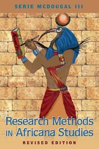 Research Methods in Africana Studies - Revised Edition