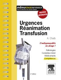 Urgences - Reanimation - Transfusion