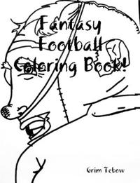 Fantasy Football Coloring Book!