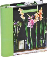 Botanical Style Mini Address Book