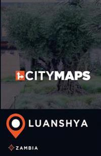 City Maps Luanshya Zambia