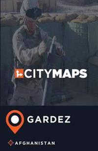 City Maps Gardez Afghanistan