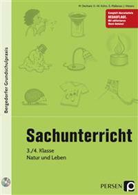 Sachunterricht - 3./4. Klasse, Natur und Leben