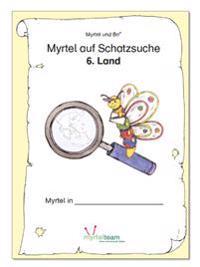 """""""Myrtel und Bo"""" - Myrtel auf Schatzsuche - 6. Land: Griechenland"""