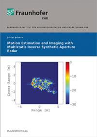 Motion Estimation and Imaging with Multistatic Inverse Synthetic Aperture Radar