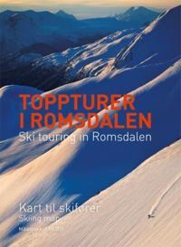 Toppturer i Romsdalen; Skikart