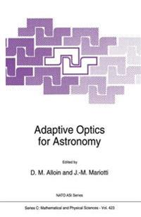 Adaptive Optics for Astronomy