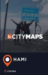 City Maps Hami China