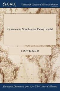 Gesammelte Novellen Von Fanny Lewald