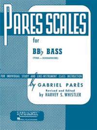 Pares Scales: BB-Flat Tuba (B.C.)