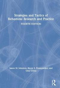 STRATEGIES AND TACTICS OF BEHAVIORA