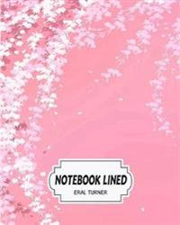 Notebook Lined: Rattan: Notebook Journal Diary, 120 Lined Pages, 8 X 10