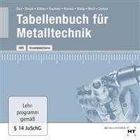 Tabellenbuch für Metalltechnik