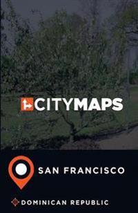 City Maps San Francisco Dominican Republic